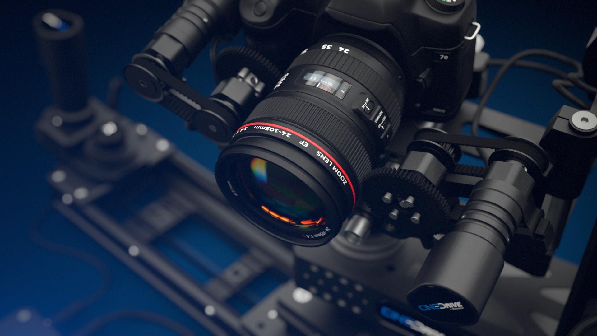 Kessler Cinedrive - Studio 10 Productions