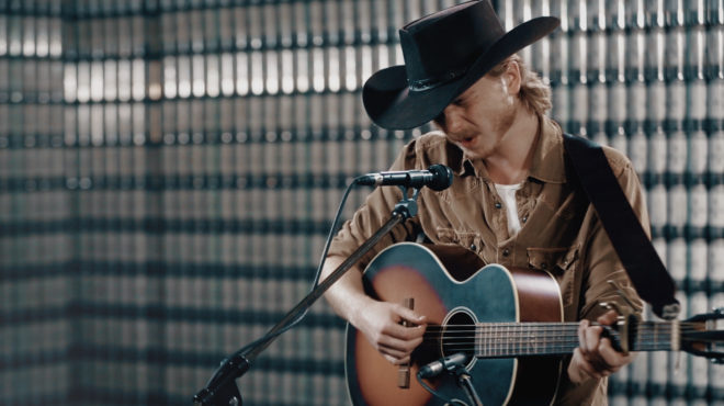 Sessions—Colter Wall - Studio 10 Productions